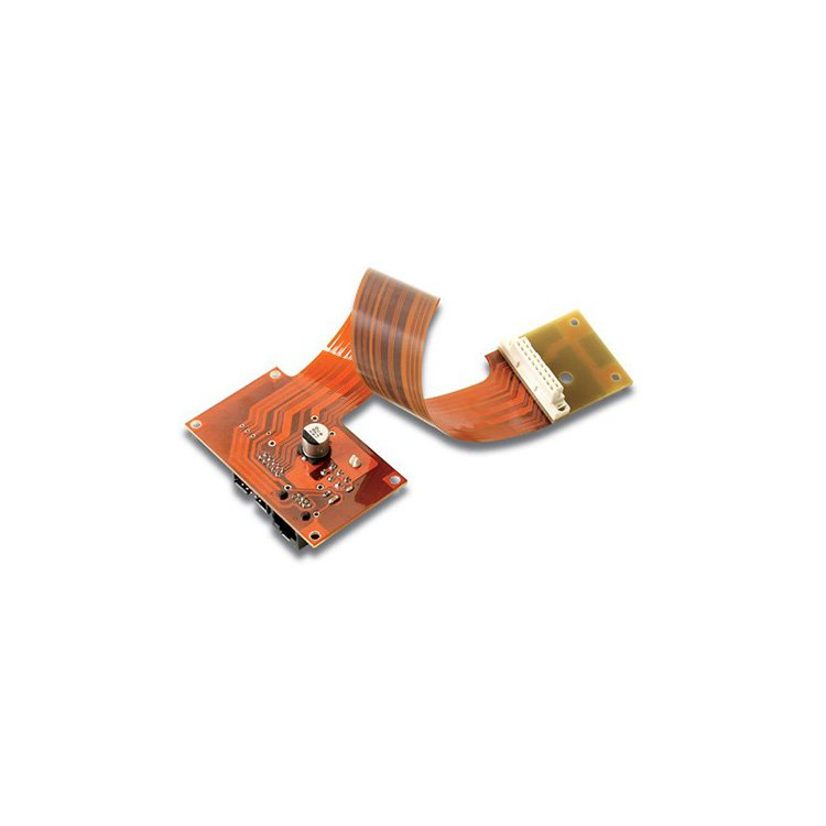 Rigid flexible PCB